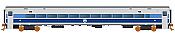 Rapido 128503 - HO Scale Comet Commuter Car - AMT Coach no #