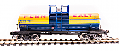 Broadway 6179 HO Scale - 6000 Gallon Tank Car, 1960s and Later - Penn Salt #236