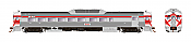 Rapido Trains 16223 - HO Budd RDC-2 - PH2 - DC - CP Rail #9109