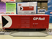 Athearn RTR 67479 HO - 40 Ft Modernized Box - CPR (3 pack)