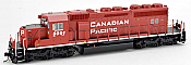 Bowser 25047 - HO GMD SD40-2 - DCC & Sound - Canadian Pacific (Block Lettering) #5901