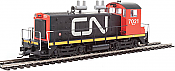 WalthersProto 48435 HO EMD SW1200 - DCC Ready - Canadian National CN #7027