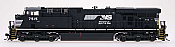 Intermountain 49724S-11 Diesel GE Evolution Series ES44DC Norfolk and Southern #7678 ESU DCC and Sound