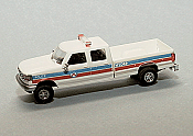 Trident Miniatures Emergency - Police Vehicles - Ford Crewcab Pickup - Toronto Police