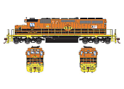 Athearn RTR 72109 HO Scale - SD40-2 - w/DCC & Sound - Arizona & California #3999