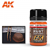 AK Interactive 4111 - Light Rust Deposits