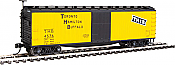 Walthers Mainline 40163 - HO 40ft USRA Wood Boxcar - Toronto, Hamilton, & Buffalo #4576