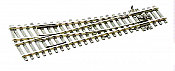 Peco Code 100 SL 91 Streamline Small Radius Turnout Right Hand, Insulfrog HO Scale Track