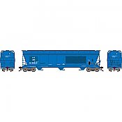 Athearn Genesis G15849 - HO ACF 4600 3-Bay Centerflow Hopper - The Andersons Inc. (AEX-Ex GTW) #395