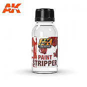 AK Interactive 186 Paint Stripper 100ml