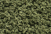 Woodland Scenics 134 Underbrush - Olive Green - 25.2 cu in - (412 cu cm)