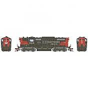 Athearn Genesis G78279 - HO GP9 Diesel - DCC/Sound - SP Commute #3007