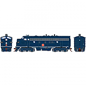 Athearn Genesis 19563 - HO F7A EMD - DCC & Sound - MP/T&P/Freight #916