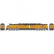 Athearn Genesis G71550 HO Scale - DDA40X - DCC Ready - Union Pacific #6943