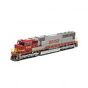 Athearn G69222 - HO SD75I - DCC Ready - BNSF #8300