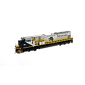 Athearn Genesis G27337 HO Scale SD90MAC-H Phase 2 DCC and Sound FMG 904 -Pre Order