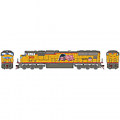 Athearn Genesis G69565 - HO SD70M - w/DCC and Sound - Union Pacific #3973
