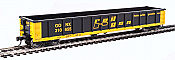 Walthers 6228 HO Scale - 53Ft Railgon Gondola - Ready To Run - Railgon GONX #310655