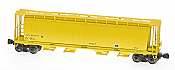 Intermountain Railway Z Scale Cylindrical Covered Hopper w/Round Hatches Assembled Roberval Saguenay