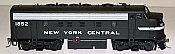 Bowser Executive Line 24067 HO Diesel F7a ESU DCC & Lok Sound New York Central #1852