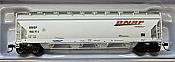 Atlas 20003761  HO ACF Pressureaide BNSF No.401735