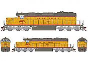 Athearn RTR 72103 HO Scale - SD40-2 - w/DCC & Sound - Union Pacific #8019