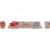 Athearn G31628 HO Scale - G2 Dash 9-44CW - DCC & Sound - BNSF #702