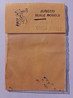 Juneco Scale Models B-8 - HO 3/4in Green Jewels (12/pkg)