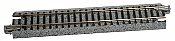Kato Unitrack 20-020 - N Scale Straight Roadbed Track Section - 4-7/8 inches (12.4cm)(4/pk)