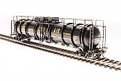 Broadway Limited 6315 - HO Cryogenic Tank Car - Canadian Liquid Air (2pkg)