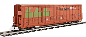 Walthers Proto 101928 - HO 56ft Thrall All-Door Boxcar - Lignum #80010