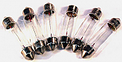 NCE 229 Six pack of 1 Amp replacement lamps for CP6