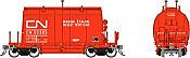 Rapido 143005-3 HO - Short Barrel Ore Hopper - CN Scale Test Car #52285