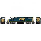 Athearn Genesis G71708 - HO GP38-2 - DCC Ready - CSX #2726