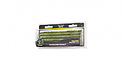 Woodland Scenics 781 - HO Peel n Place Tufts - Medium Green Edging Strips