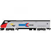 Athearn G81315 - HO Scale AMD103/P42 - DCC & Sound - Amtrak (50th Anniversary Phase 1) #161