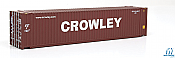 Walthers 8571 HO SceneMaster - 45 Ft CIMC Container - Assembled - Crowley