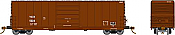 Rapido 139009-F HO Scale - Evans X72A Box car: York Rail - Single Car #5098