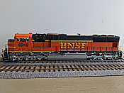 Athearn Genesis HO 69247 Burlington Northern Santa Fe SD75M 8248