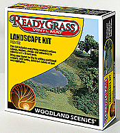 Woodland Scenics 5152 - All Scale Ready Grass Mat Accessories - Landscape Kit