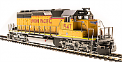 Broadway Limited Imports 5372 HO EMD SD40-2 Union Pacific UP #1907 DC/DCC/Sound