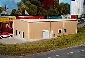 Pikestuff 4 HO Pre-Fab Warehouse
