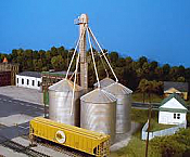 Rix Products 407 HO Grain Elevator - Kit