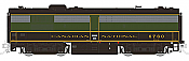 Rapido Trains True North Diesel FPB-4 - DCC & Sound Canadian National 1954 Green Pre Order