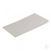 K&S Engineering 87181 All Scale - 0.012 inch Thick Stainless Steel Flat Sheet - 6 inch x 12inch