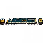 Athearn Genesis G64920 HO Scale - SD70MAC Diesel, w/ DCC & Sound - CSX #4547