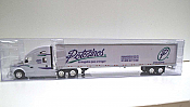 Trucks n Stuff TNS035 - HO Kenworth T680 Sleeper-Cab Tractor - 53ft Dry Van Trailer - Potosinos (Spanish Lettering)