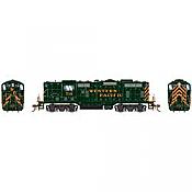 Athearn Genesis G82310 HO Scale - GP7 Diesel, w/ DCC & Sound - Western Pacific #710