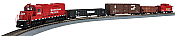 Walthers Trainline HO - Flyer Express Train Set - Standard DC - Canadian Pacific