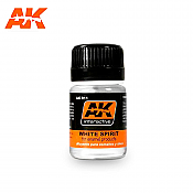 AK Interactive 011 White Spirit Enamel Thinner 35ml